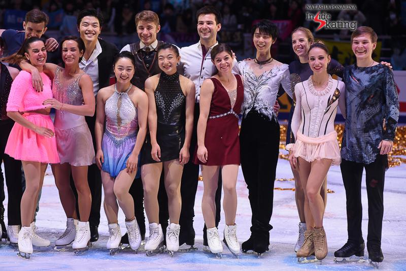 Юдзуру Ханю / Yuzuru HANYU JPN (пресса) - Страница 5 Group-photo-2017-Rostelecom-Cup-5