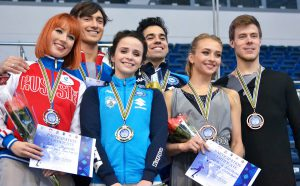 Meanwhile, in Minsk: results and photos from Ice Star 2017