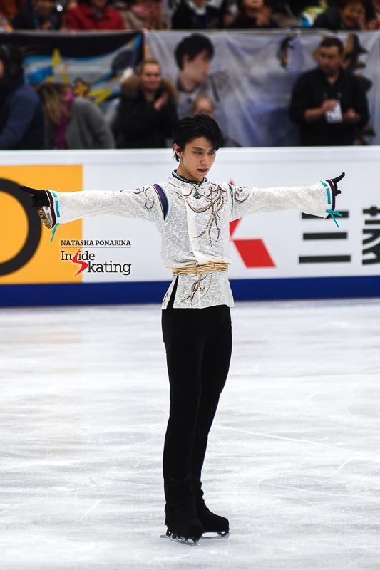 Юдзуру Ханю / Yuzuru HANYU JPN (пресса) - Страница 5 Yuzuru-Hanyu-FS-Seimei-2017-Rostelecom-Cup-16