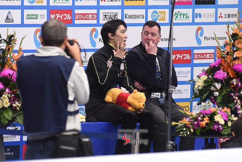 Юдзуру Ханю / Yuzuru HANYU JPN (пресса) - Страница 5 Yuzuru-Hanyu-FS-Seimei-2017-Rostelecom-Cup-20