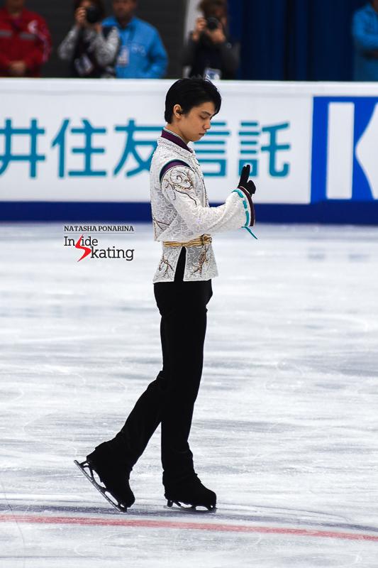 Юдзуру Ханю / Yuzuru HANYU JPN (пресса) - Страница 5 Yuzuru-Hanyu-FS-Seimei-2017-Rostelecom-Cup-3