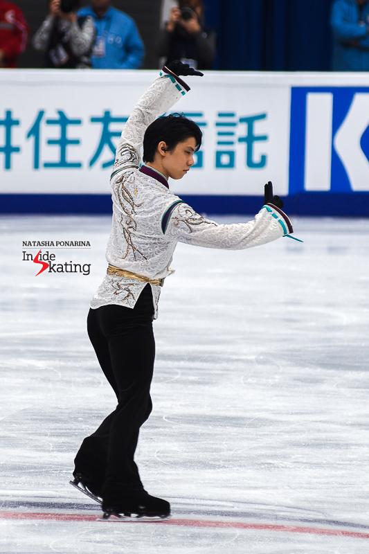 Юдзуру Ханю / Yuzuru HANYU JPN (пресса) - Страница 5 Yuzuru-Hanyu-FS-Seimei-2017-Rostelecom-Cup-4