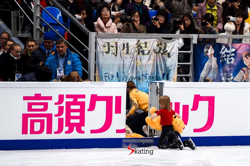 Юдзуру Ханю / Yuzuru HANYU JPN (пресса) - Страница 5 Yuzuru-Hanyu-SP-Chopin-2017-Rostelecom-Cup-17