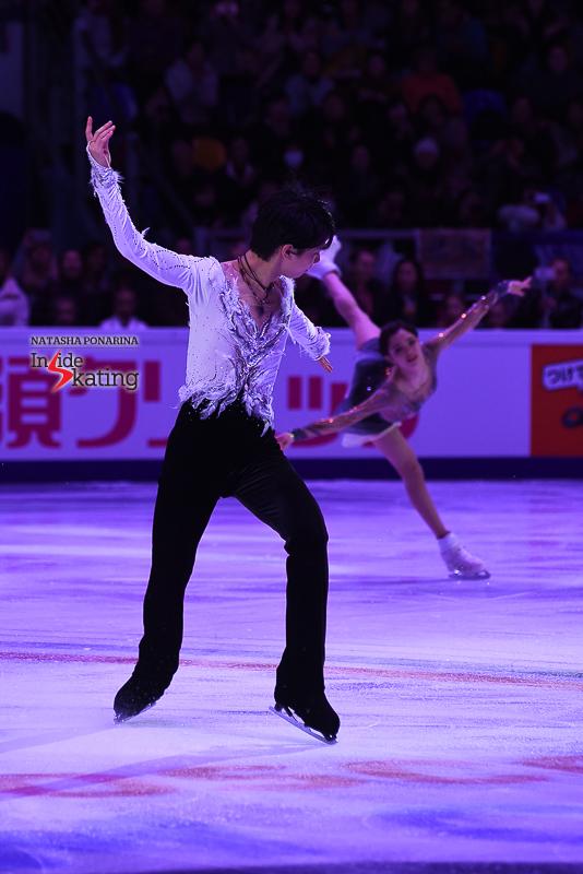 Юдзуру Ханю / Yuzuru HANYU JPN (пресса) - Страница 5 Yuzuru-Hanyu-end-of-exhibition-gala-2017-Rostelecom-Cup-1
