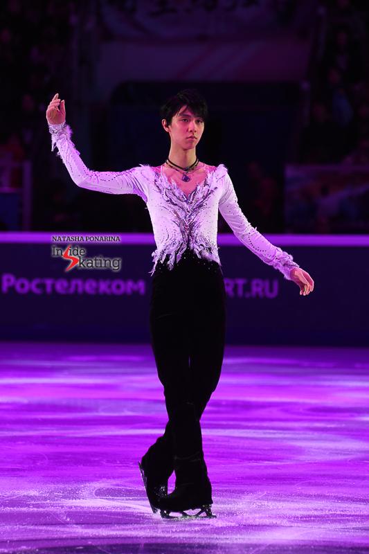 Юдзуру Ханю / Yuzuru HANYU JPN (пресса) - Страница 5 Yuzuru-Hanyu-exhibition-Notte-stellata-2017-Rostelecom-Cup-1