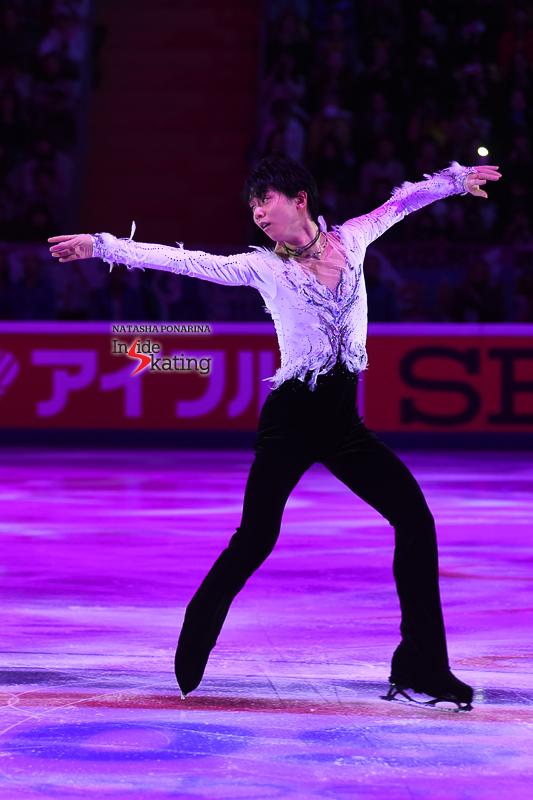 Юдзуру Ханю / Yuzuru HANYU JPN (пресса) - Страница 5 Yuzuru-Hanyu-exhibition-Notte-stellata-2017-Rostelecom-Cup-12