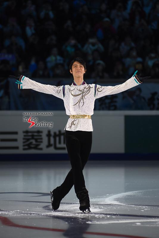 Юдзуру Ханю / Yuzuru HANYU JPN (пресса) - Страница 5 Yuzuru-Hanyu-medal-ceremony-2017-Rostelecom-Cup-1