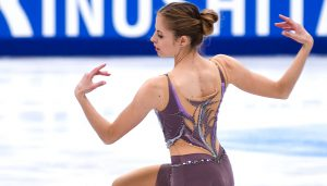 Ode to skating, ode to Carolina Kostner