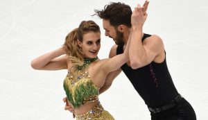 "Gabriella Papadakis and Guillaume Cizeron: ""We wanted to do something more young, more urban, more modern, more like us"""