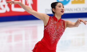 "Mirai Nagasu: ""I am impressed with myself, if that makes sense"""