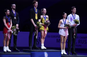 "Evgenia Tarasova and Vladimir Morozov: ""Winning our second title was harder than the first"""