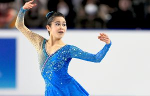 Satoko Miyahara. A long and winding road to come back