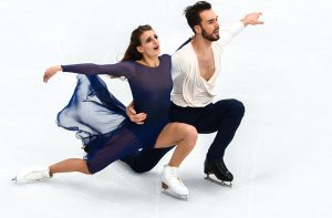 Gabriella Papadakis, Guillaume Cizeron and Moonlight Sonata: a symphony of pure, beautiful movements