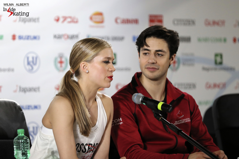 Kaitlyn Weaver and Andrew Poje: This medal far outweighs
