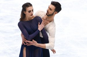 "Gabriella Papadakis, Guillaume Cizeron: ""Listen to the music. It's not something easy or obvious to do, but it's beautiful, uplifting and really inspiring"""
