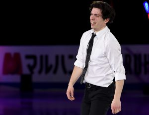 Canada's Keegan Messing has his eye on the quad Axel