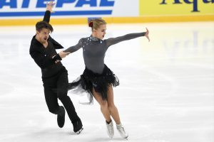 Russian skaters, good as gold in Finlandia Trophy