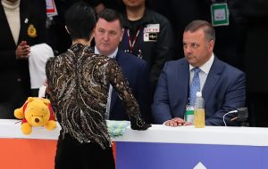 "Brian Orser: ""As a mature skater, you're not gonna win every competition. Pick your battles"""