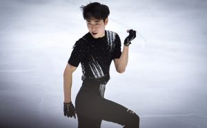 "Boyang Jin: ""I aim to transform myself this season"""
