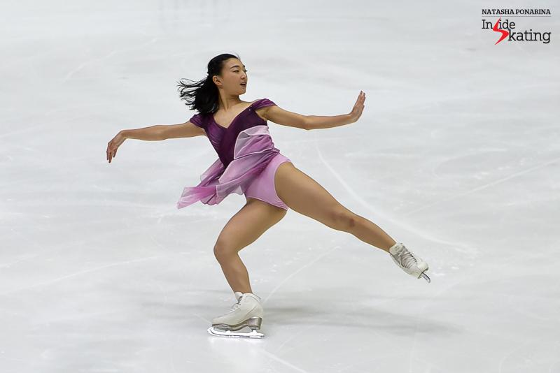 Kaori Sakamoto: the coming of age | Inside Skating