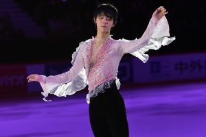 Through the lens: Yuzuru Hanyu in Helsinki. A season that started like no other