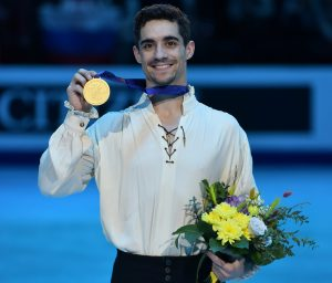 Javier Fernández's farewell – and the other big moments of the Europeans