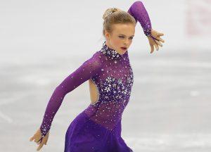 """Emmi Peltonen: """"I always knew that skating was my thing"""""""