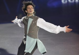 Art on Ice 2019. Iconic skater says goodbye to iconic show