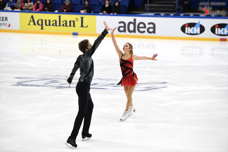 Challenger (6) - Finlandia Trophy. Oct 11 - 13, 2019. Espoo /FIN      - Страница 15 Alisa-Efimova-and-Alexander-Korovin-SP-2019-Finlandia-Trophy-2