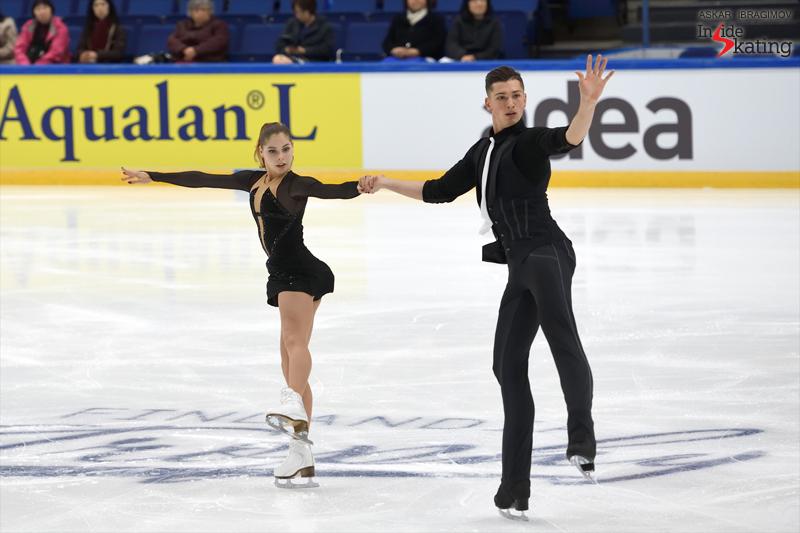 Challenger (6) - Finlandia Trophy. Oct 11 - 13, 2019. Espoo /FIN      - Страница 15 Anastasia-Mishina-and-Aleksandr-Galliamov-SP-2019-Finlandia-Trophy-1