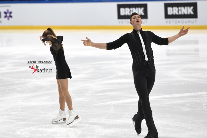 Challenger (6) - Finlandia Trophy. Oct 11 - 13, 2019. Espoo /FIN      - Страница 15 Anastasia-Mishina-and-Aleksandr-Galliamov-SP-2019-Finlandia-Trophy-3