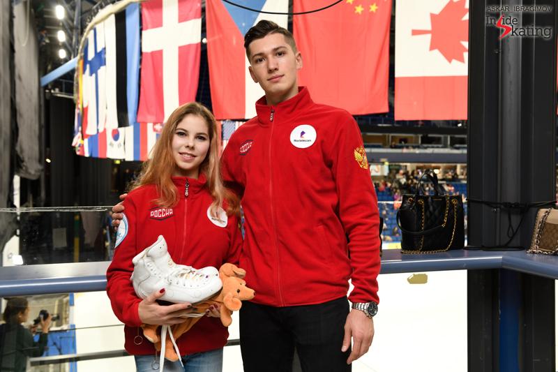 Challenger (6) - Finlandia Trophy. Oct 11 - 13, 2019. Espoo /FIN      - Страница 15 Anastasia-Mishina-and-Aleksandr-Galliamov-gold-medalists-2019-Finlandia-Trophy-1