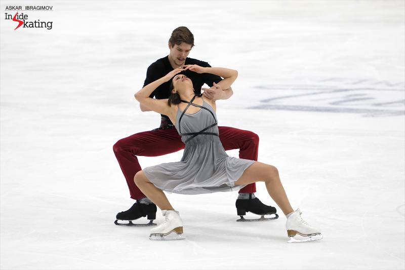 Challenger (6) - Finlandia Trophy. Oct 11 - 13, 2019. Espoo /FIN      - Страница 15 Betina-Popova-and-Sergey-Mozgov-FD-2019-Finlandia-Trophy-1