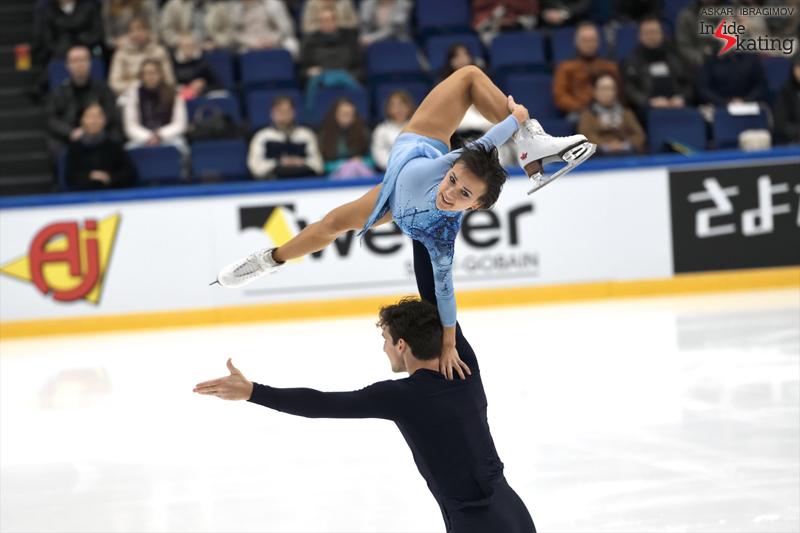 Challenger (6) - Finlandia Trophy. Oct 11 - 13, 2019. Espoo /FIN      - Страница 15 Liubov-Ilyushechkina-and-Charlie-Bilodeau-FS-2019-Finlandia-Trophy-2
