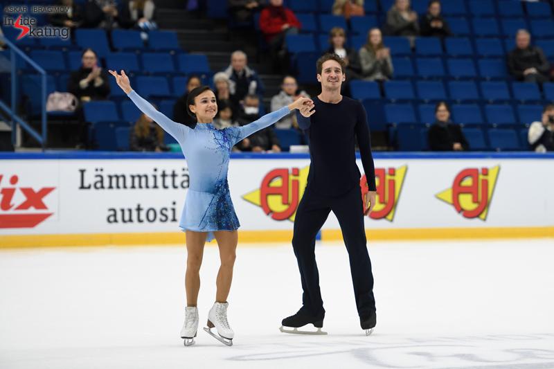 Challenger (6) - Finlandia Trophy. Oct 11 - 13, 2019. Espoo /FIN      - Страница 15 Liubov-Ilyushechkina-and-Charlie-Bilodeau-bronze-medalists-2019-Finlandia-Trophy-1-1
