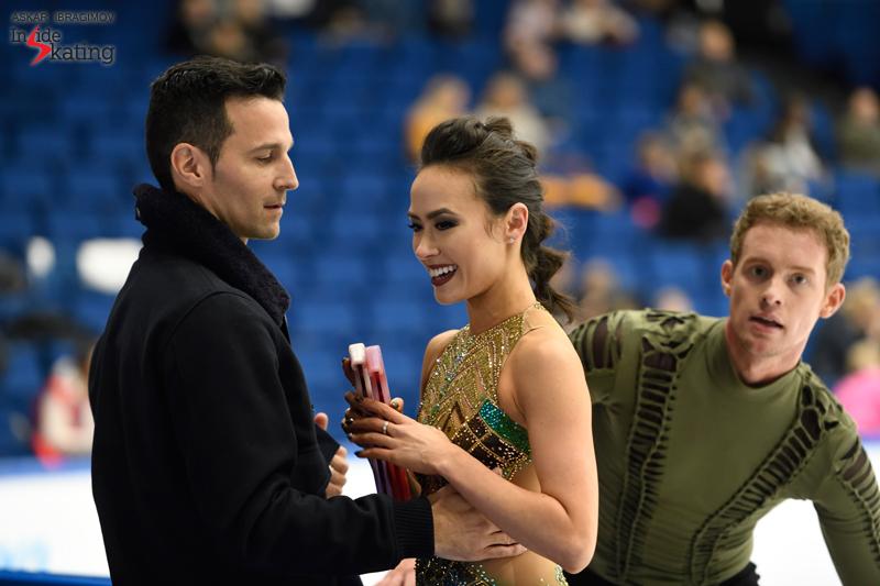 Challenger (6) - Finlandia Trophy. Oct 11 - 13, 2019. Espoo /FIN      - Страница 15 Madison-Chock-and-Evan-Bates-FD-2019-Finlandia-Trophy-5