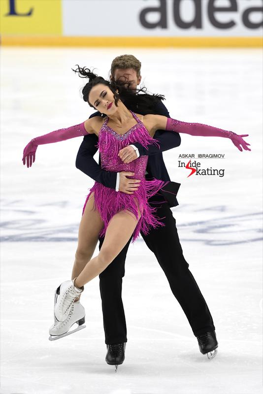 Challenger (6) - Finlandia Trophy. Oct 11 - 13, 2019. Espoo /FIN      - Страница 15 Madison-Chock-and-Evan-Bates-RD-2019-Finlandia-Trophy-4