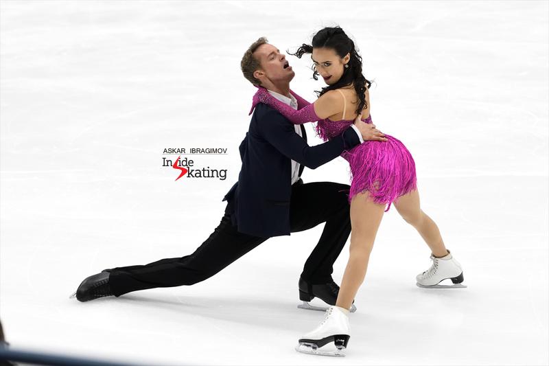 Challenger (6) - Finlandia Trophy. Oct 11 - 13, 2019. Espoo /FIN      - Страница 15 Madison-Chock-and-Evan-Bates-RD-2019-Finlandia-Trophy-6