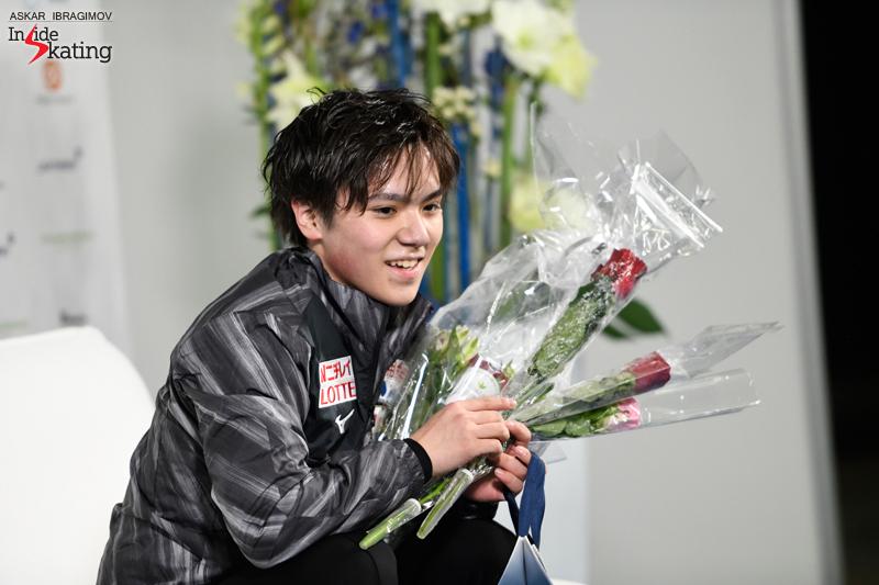 Challenger (6) - Finlandia Trophy. Oct 11 - 13, 2019. Espoo /FIN      - Страница 15 Shoma-Uno-FS-2019-Finlandia-Trophy-3