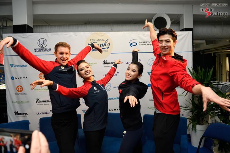 Challenger (6) - Finlandia Trophy. Oct 11 - 13, 2019. Espoo /FIN      - Страница 15 Training-mates-in-Montreal-birds-in-Espoo-2019-Finlandia-Trophy