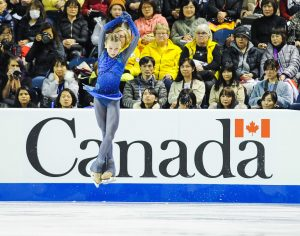 2019 Skate Canada: quad-queen Alexandra Trusova debuts with a bang