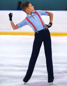 Skating prodigy Andrei Kutovoi dreams of the Olympics