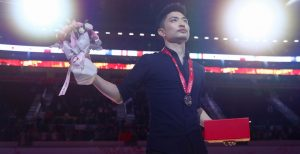 Hot & spicy skating in Chongqing, at 2019 Cup of China. Plus: the emotional comeback of Han Yan