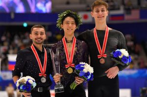 Yuzuru Hanyu: return with laurels at NHK Trophy