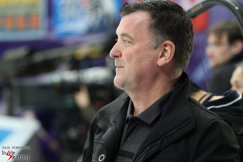 Брайан О́рсер / Brian Orser & Toronto Cricket Skating Curling Club - Страница 16 1-Brian-Orser-portrait-by-Julia-Komarova