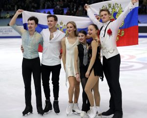 2020 Europeans: golden competition for the Russian skaters